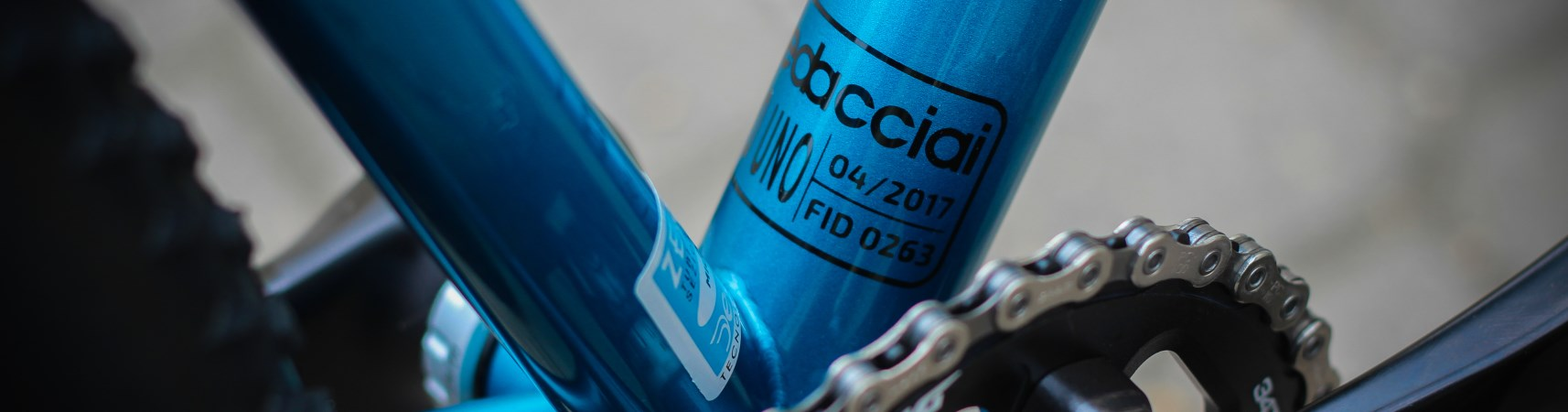 SingleBe Blue Motion 29er