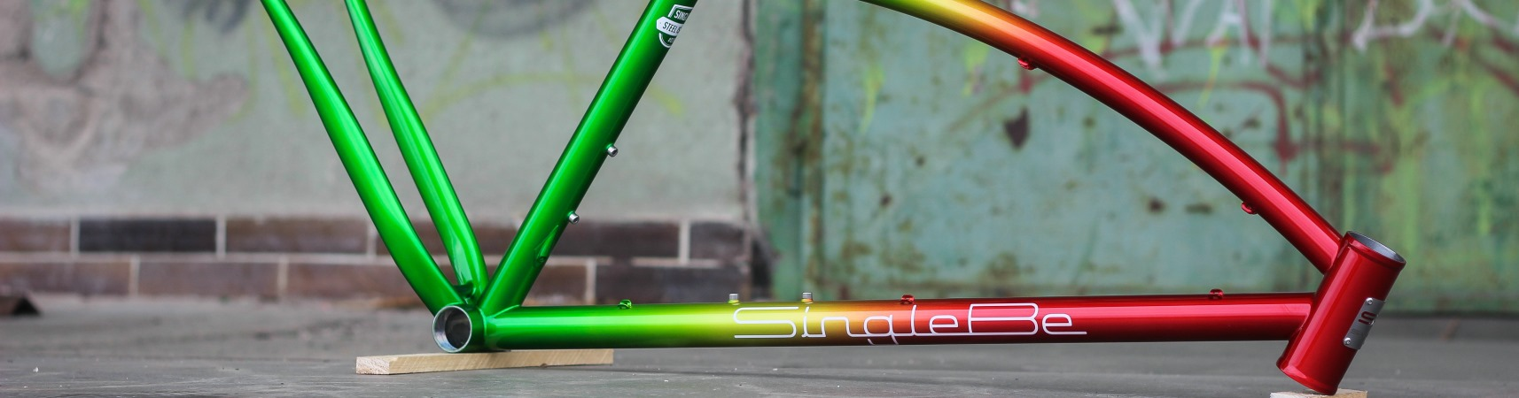 SingleBe Crooked 29er